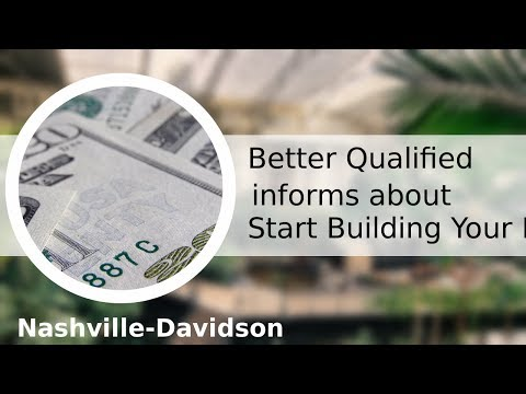 Discovering Build your Business Credit with BQ Nashville-Davidson Commerical Loan Better Qualified
