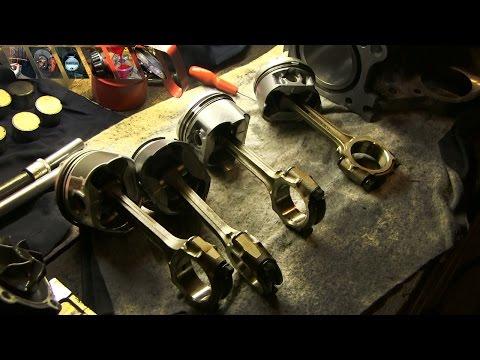 Видео Кап ремонт двигателей