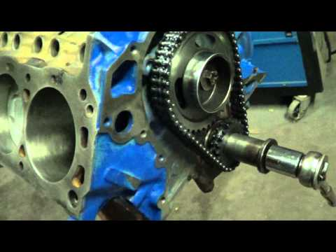 1964 Ford Falcon Engine Swap Part 4 - Building the 289 Short Block