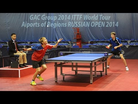 GAC Group 2014 ITTF World Tour Airports of Regions Russian Open. 1-st part