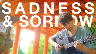 Sadness and Sorrow - Naruto OST  [Fingerstyle Guitar Cover by Eddie van der Meer]