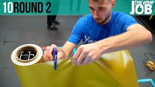 Round 2 - Front Winging It - The Wrap Job ep10