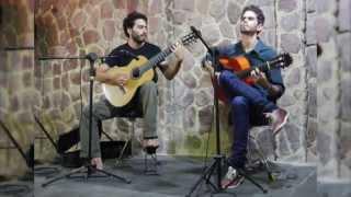 Duo Sertão Ibérico - Cavalgada
