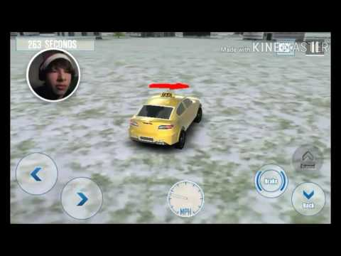 I'M A MASTER TAXI DRIVER | Christmas Taxi Duty 3D