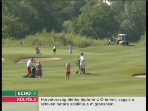 Golfverseny - Echo Tv