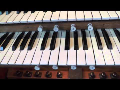 St Cynog's Church Ystradgynlais: Organ Tour