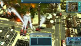 Emergency 2012 Deluxe: Deluxe Mission 1: Explosion at chemical plant