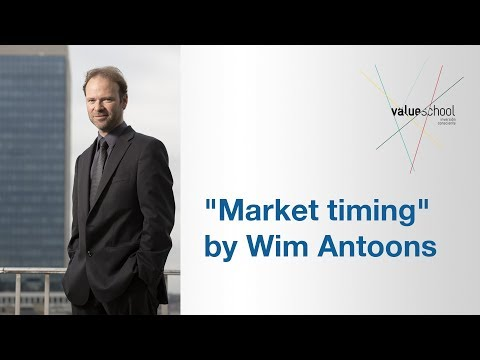 Market Timing by Wim Antoons - English version