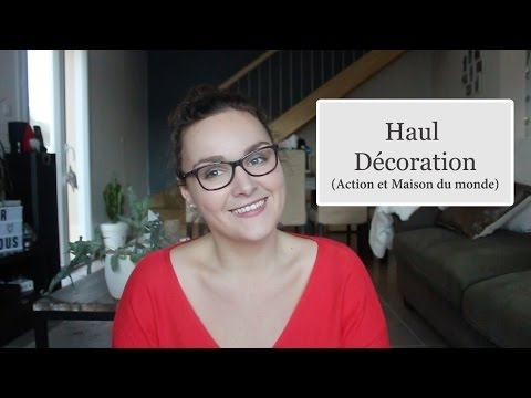 [. HAUL .] Décoration - Action & Maison du monde