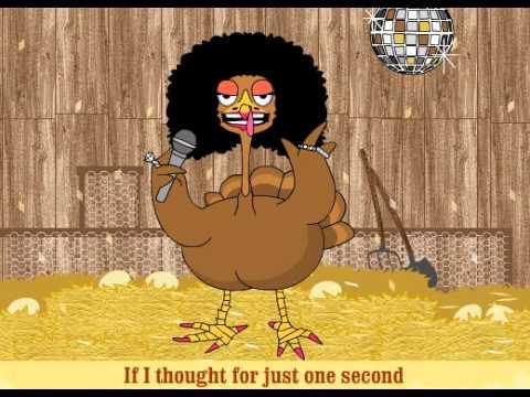 • This Turkey Will Survive • Happy Thanksgiving •