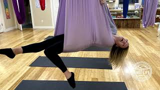 Challenge Month Class 2: Aerial Yoga