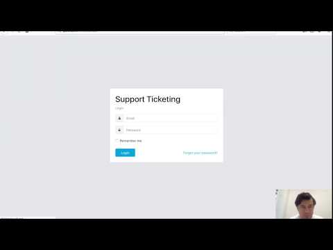 Laravel 6 Ticket Helpdesk Support – Free Project on Github