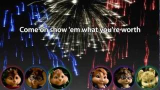 The Chipmunks & The Chipettes - Born This Way / Ain