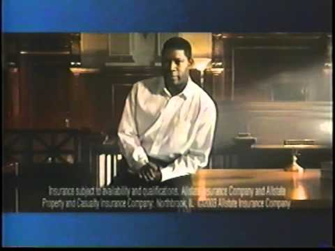 Allstate Sign In >> Allstate courtroom commercial (mid-2000s) - YouTube
