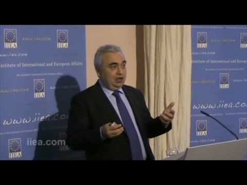 Dr. Fatih Birol on World Energy Outlook post Copenhagen