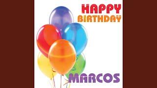 Happy Birthday Marcos
