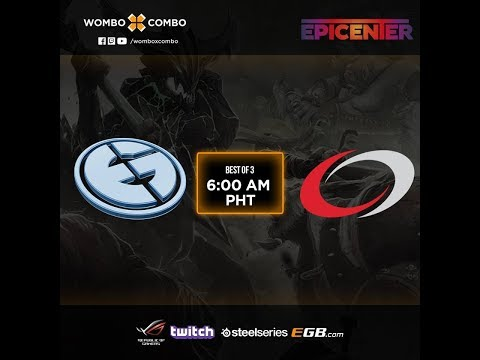 Evil Geniuses vs Complexity Gaming Game 1 Finals (BO5) NA Qualifiers Epicenter XL