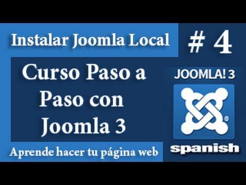 Instalación de Joomla en nuestra PC