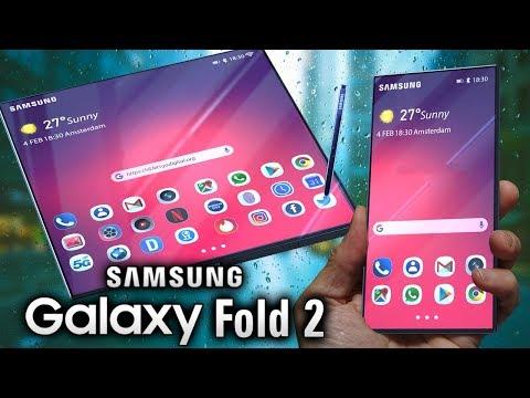 SAMSUNG GALAXY FOLD 2 & AN OUTWARD FOLDING PHONE!