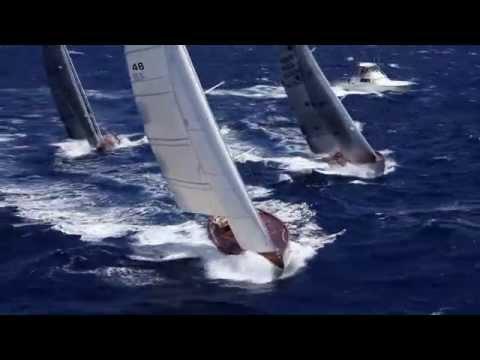 Spirit Yachts Antigua Classics Regatta 2014