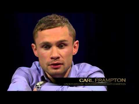 Carl Frampton vs Scott Quigg  FACEOFF