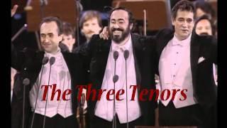 indieFilmNet presents The Three Tenors Concert