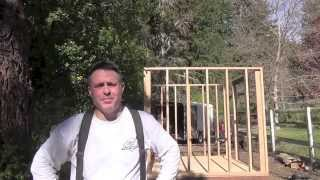 Diy Shed/chicken Coop- Part 1 Of 2
