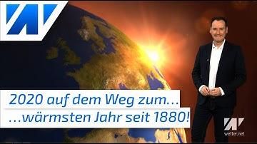 Schockprognose wird wahr: 2020 bringt weltweit Rekordhitze! In Deutschland wird's nun auch heiß!