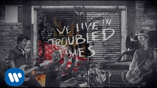 Repeat youtube video Green Day - Troubled Times (Official Lyric Video)