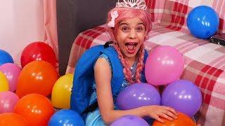 Princess Prank Vs. Prank 🗯️ Princesses In Real Life   Kiddyzuzaa