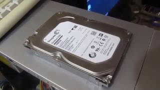 My 1 TB data backup hard drives