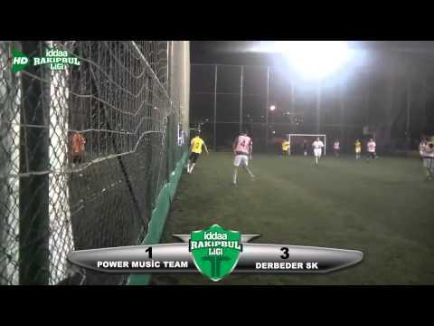 Power Music Team - Derbeder SK  İddaa Rakipbul İzmir Ligi  HD