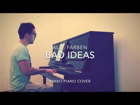 alle farben bad ideas piano cover sheets youtube. Black Bedroom Furniture Sets. Home Design Ideas