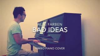 Alle Farben - Bad Ideas (Piano Cover + Sheets)