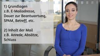 Schriftliche (geschäftliche) Kommunikation per E-Mail