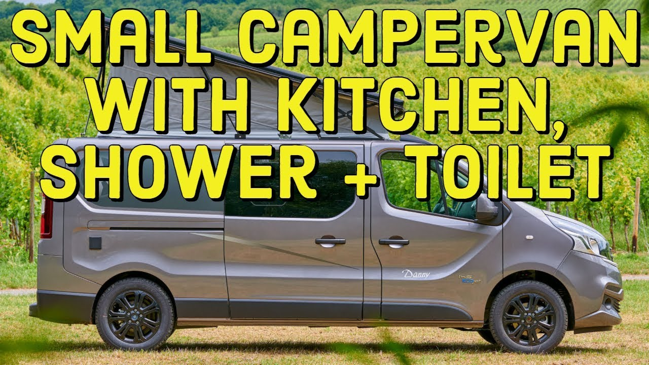 Karmann Mobil Danny 530 campervan review