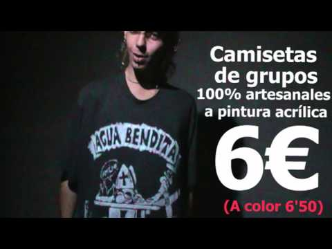Zaka's T-shirts Comercial trailer
