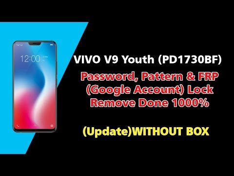 Download How To Hard Reset Vivo V9 Youth Pd1730bf Remove Pin