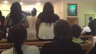 Saint Matthews Baptist Church of Boyce Louisiana/my god is awesome