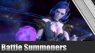 Battle Summoners (VR TCG) - VR Gameplay HTC Vive