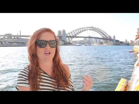 Annette, Norway - Sydney Jet