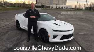 2016 Chevrolet Camaro in Louisville Ky with Mike Davenport at Bachman Chevrolet  Chevrolet dealer