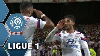 Olympique Lyonnais - Montpellier Hérault SC (5-1)  - Résumé - (OL - MHSC) / 2014-15