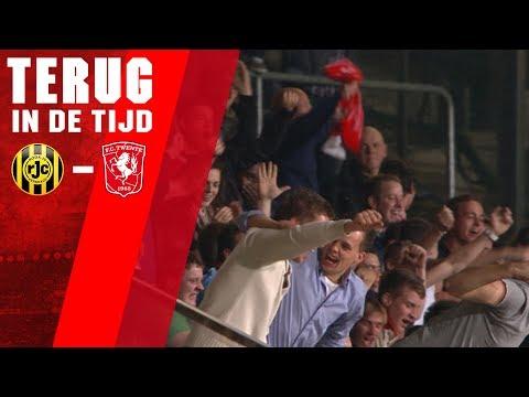 Terug in de tijd... Roda JC - FC Twente