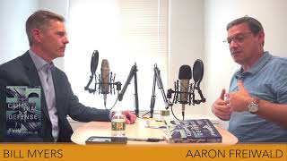 William L. Myers, Jr. Interview on Good Law/Bad Law hosted by Aaron Freiwald, Esq