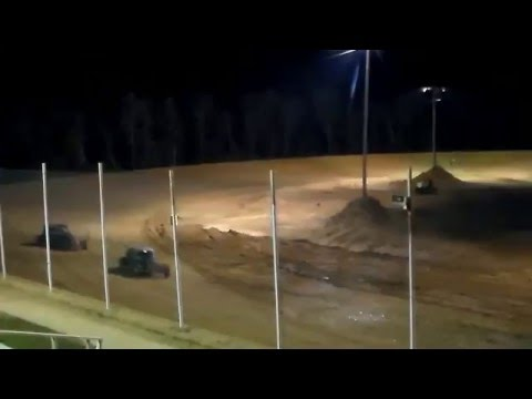 Southern Vintage Racing Association 4/2/16 Feature Race @ NWFL Speedway