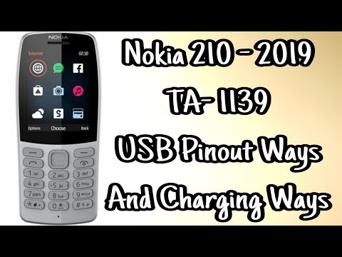 Nokia 210 Browser