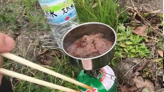 2019 03 31 花見の焼肉(特ハラミ肉)