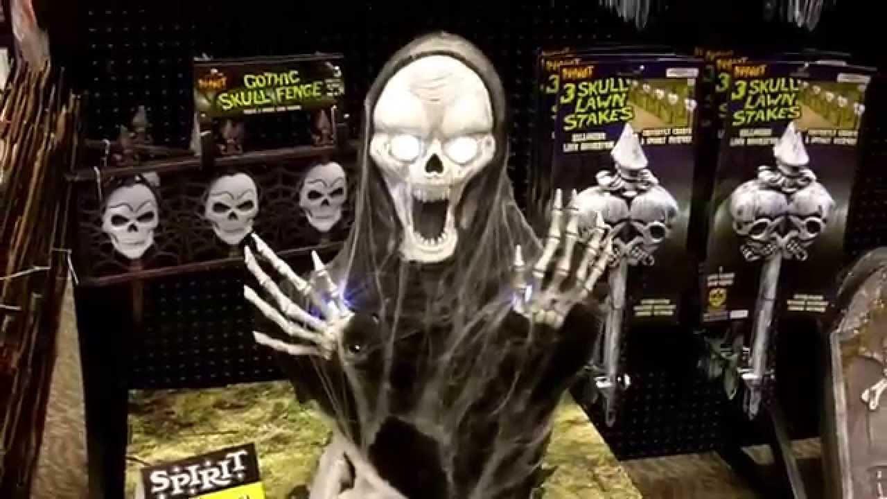 spirit halloween store bohemia ny 2014 youtube - Halloween Stores Ny