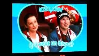 Olympic Kisses - Kiss Cam -  Love filled Break Time :)